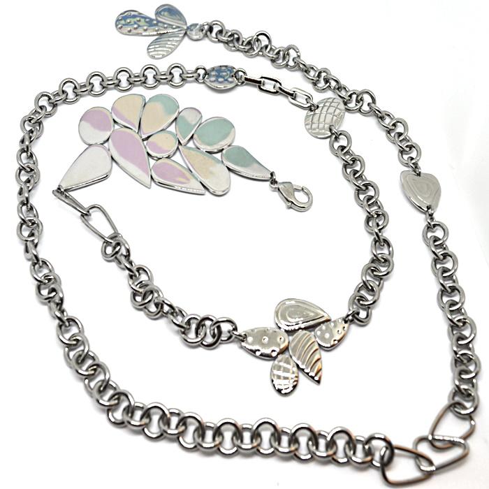 Le collier N113 de Steelx
